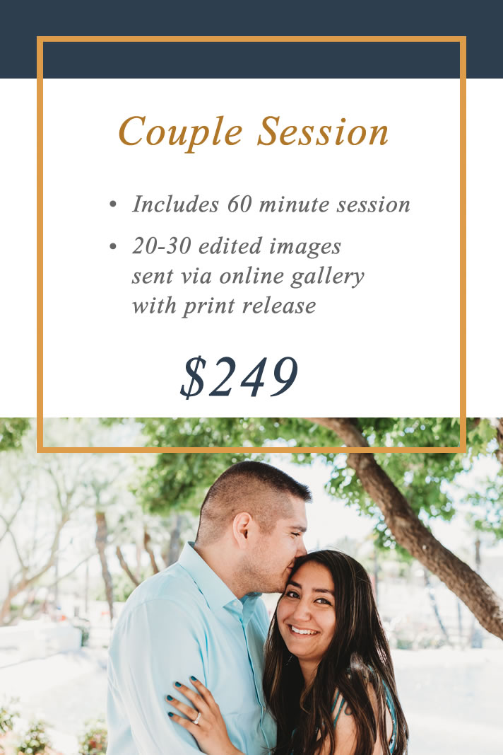 Couple Session - Investment