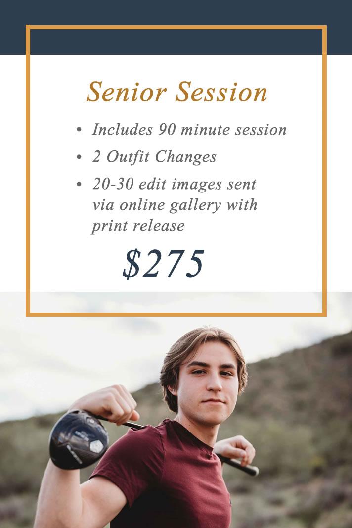 Senior Session - Investment