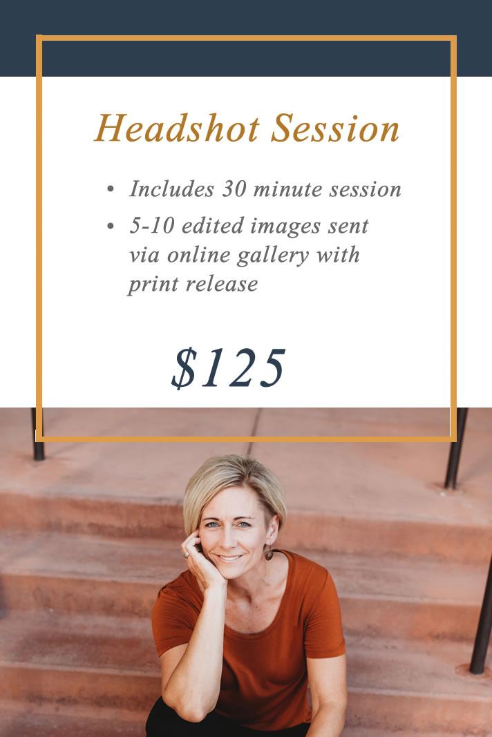 Headshot Session - Investment